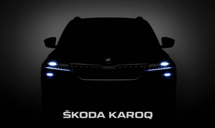 Skoda Karoq: new images emerge