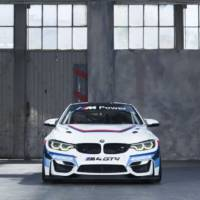 This is the new BMW M4 GT4
