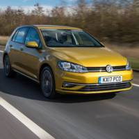 Volkswagen Golf 1.5 TSI available with 130 and 150 PS
