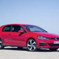 Volkswagen Golf GTI Performance UK pricing announced