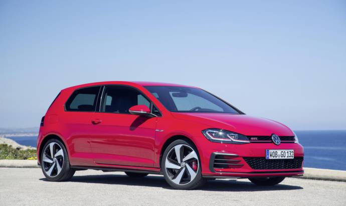 Volkswagen Golf GTI Performance UK pricing announced