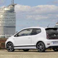 Volkswagen Up! GTI officially unveiled