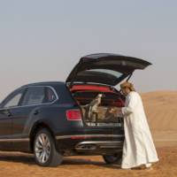 Bentley Bentayga Falconry by Mulliner unveiled
