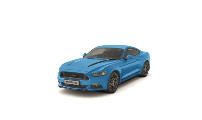 Ford Mustang, best sold sports car in Europe