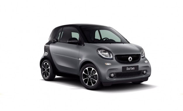 Smart Fortwo Pure available in UK