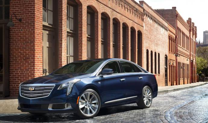 2018 Cadillac XTS launched in US