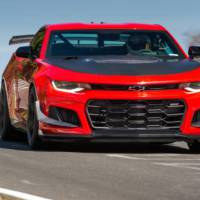 2018 Chevrolet Camaro ZL1 1LE is the fastest Camaro on Nurburgring