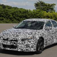 2018 Honda Accord details announced