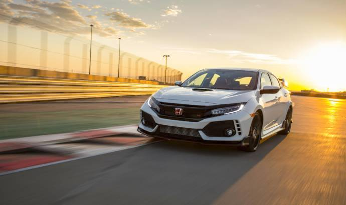 2018 Honda Civic Type R launched in the US