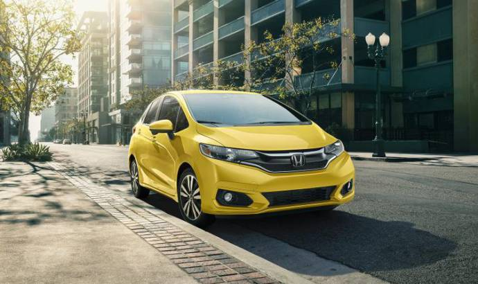 2018 Honda Fit updated in the US