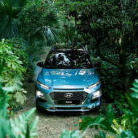 2018 Hyundai Kona - Official pictures and details