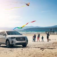 2018 Hyundai Santa Fe arrives in UK