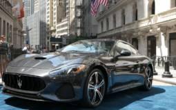 2018 Maserati GranTurismo launched in US