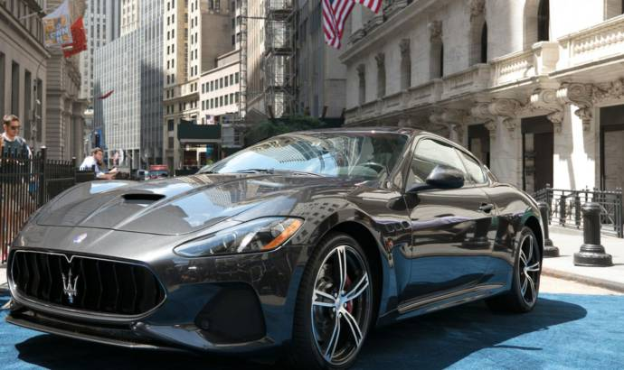 2018 Maserati GranTurismo launched in US