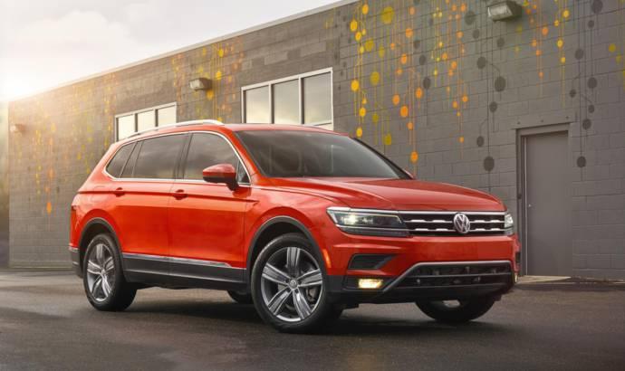 2018 Volkswagen Tiguan US pricing announced