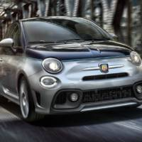Abarth 695 Rivale created with Riva