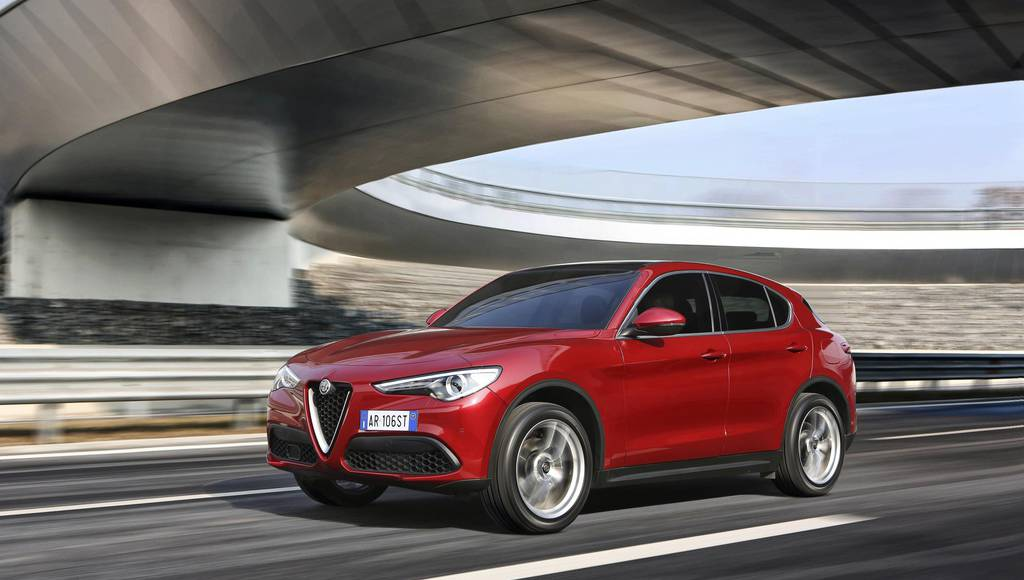 Alfa Romeo Stelvio to be introduced at Goodwood Festival of Speed
