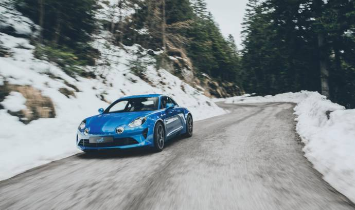 Alpine A110 return to UK at Goodwood Festival of Speed