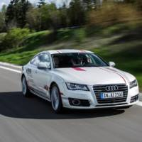 Audi is the first car manufacturer to test autonomous cars in New York