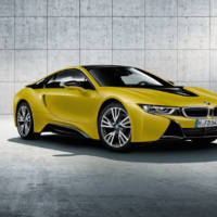 BMW i8 facelift will deliver 420 horsepower
