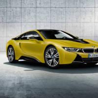 BMW i8 facelift will deliver 420 horsepower