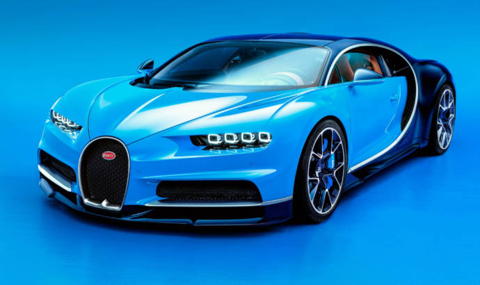 Bugatti Chiron can do 300 mph but it needs more advanced tires
