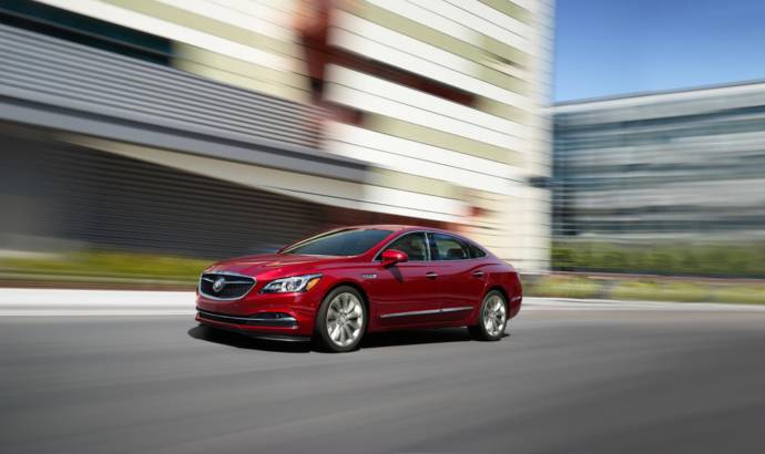 Buick LaCrosse will benefit from eAssist electrification