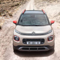 Citroen C3 Aircross mini SUV unveiled