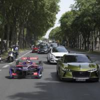 DS uses its Formula E expertise to launch hybrid and electric cars