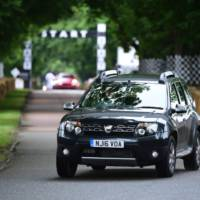 Dacia returns to Goodwood Festival of Speed