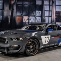 Ford GT and Ford Mustang GT4 to make debut at Goodwood Festival of Speed