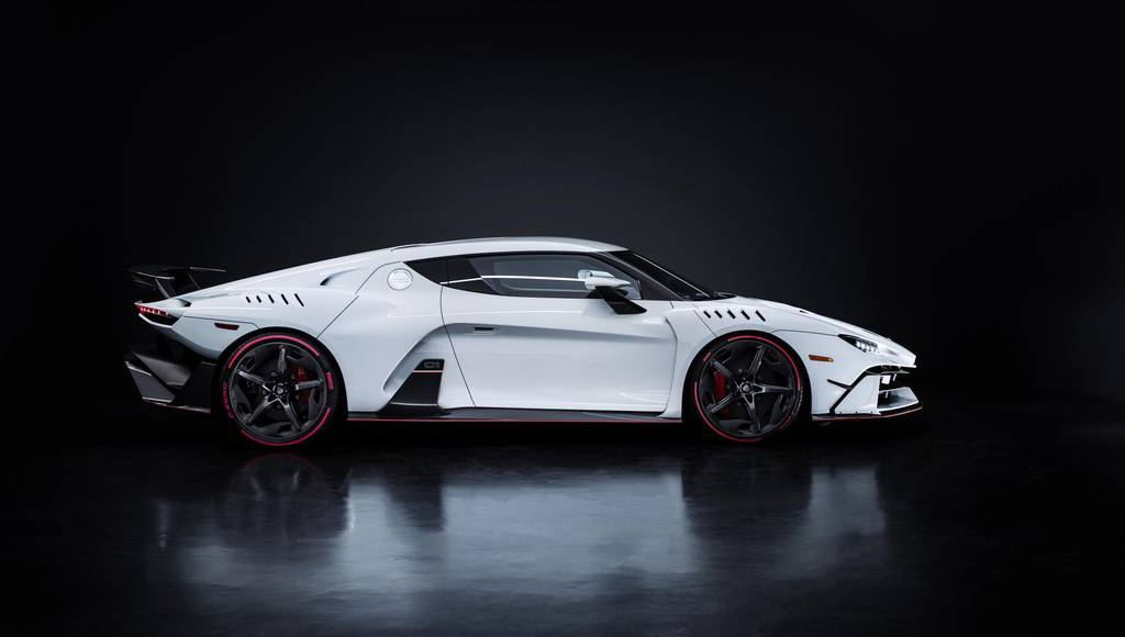 Italdesign Zerouno supercar ready for launch