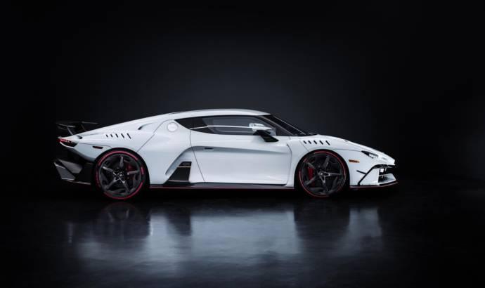 Italdesign Zerouno supercar ready for launch