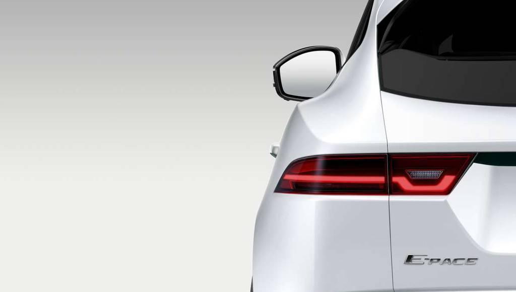Jaguar E-Pace - First teaser picture