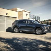Mazda CX-9 earns top safety pick from IIHS