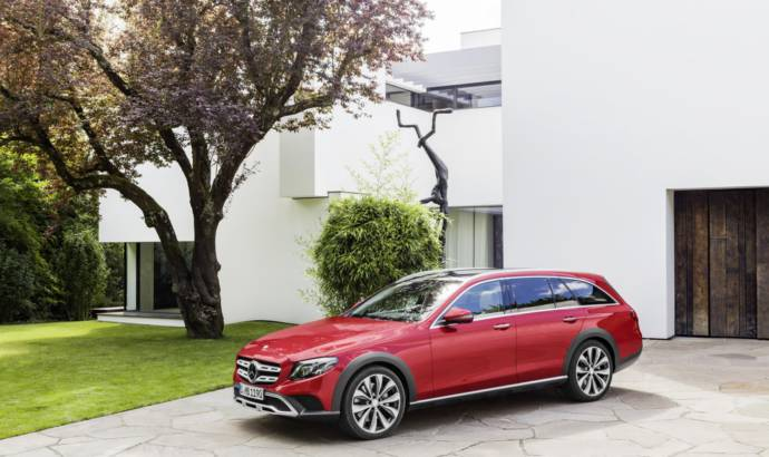 Mercedes E-Class All-Terrain Edition launched in UK