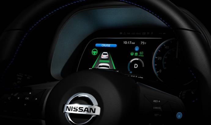 Next generation Nissan Leaf to feature ProPilot