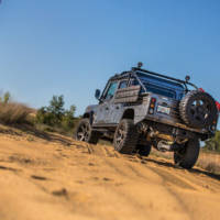 Project Viper is a Defender for every off-road enthusiast