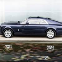 Rolls Royce Sweptail official details and photos