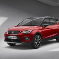 Seat Arona official details and pictures