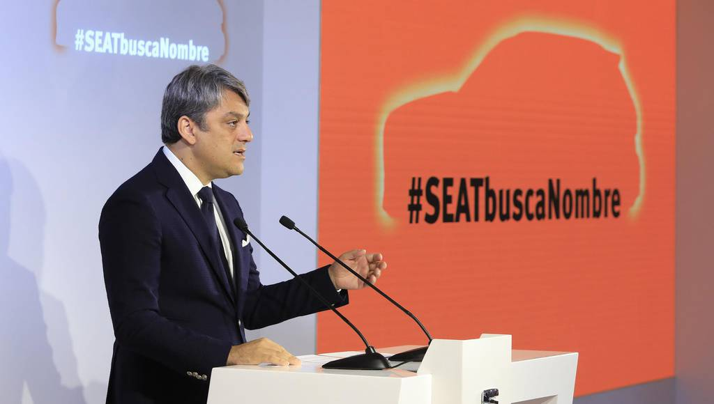 Seat received 10.000 proposals for naming its third SUV