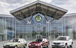 Skoda produces its 15th millionth vehicle under VAG umbrella