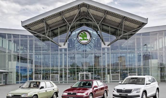 Skoda produces its 15th millionth vehicle under VAG umbrella