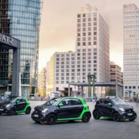 Smart fortwo electric UK prices announced