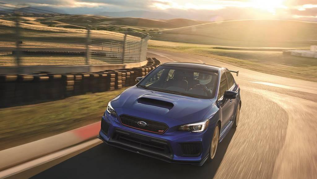 Subaru WRX STI Type RA launched in US