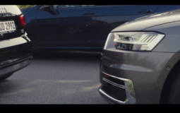 The 2018 Audi A8 will detect bumps and will adjust the suspension for you