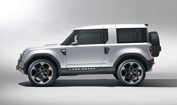 The upcoming Land Rover Defender will attract young customers