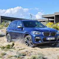 This is the new 2018 BMW X3