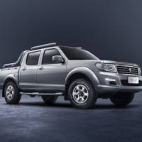 This is the new 2018 Peugeot Pick-up model