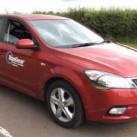Top Gear's Reasonably Priced Kia Cee'd is now for sale on eBay